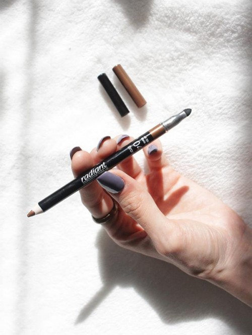RADIANT Softline Waterproof Eye Pencil - моливче за очи