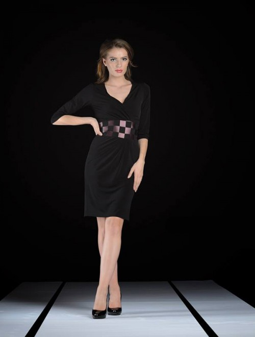 ASTIBO Мал црн фустан