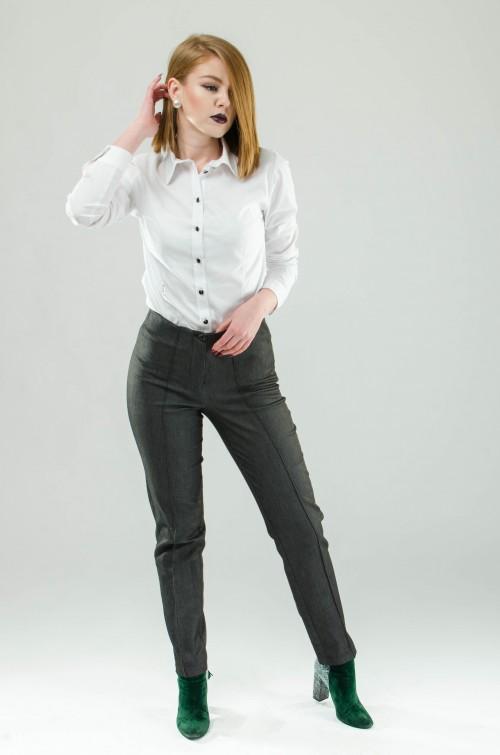 ASTIBO Класични сиви панталони