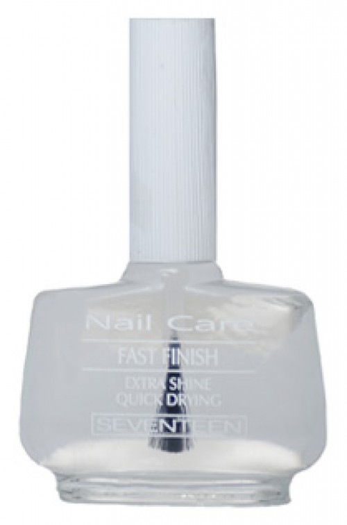 SEVENTEEN Fast Finish Extra Shine Top Coat