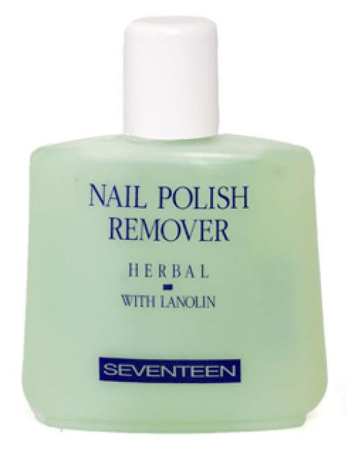 SEVENTEEN Nail Polish Remover