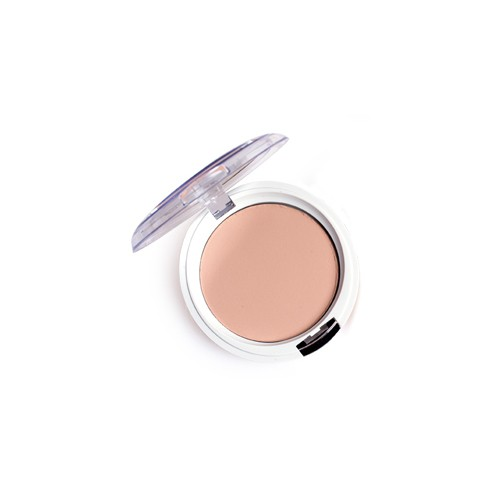 Natural Silky Transparent Compact Powder
