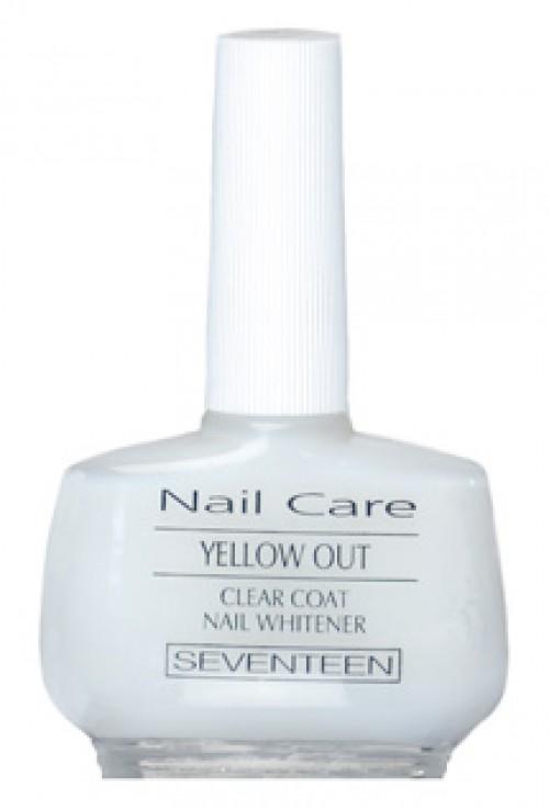 SEVENTEEN Yellow Out - безбоен избелувач за нокти