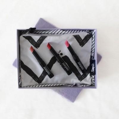 MUST HAVE BOX: Три кармини инспирирани од девојките од скопската модна недела совршени за омбре усни