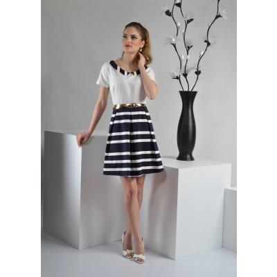 ASTIBO - фустан со класичен безвременски крој