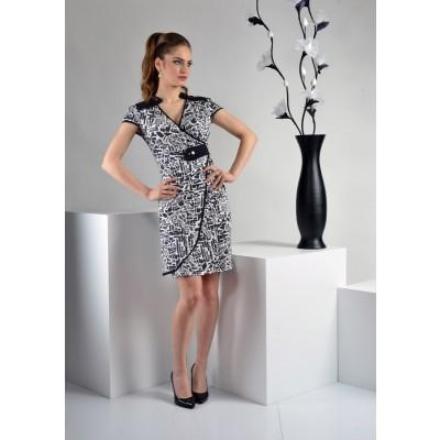 ASTIBO -  фустан со асиметричен крој