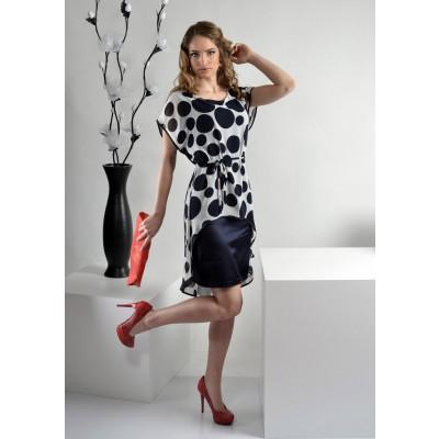 ASTIBO -  лелеав фустан со интересен дезен