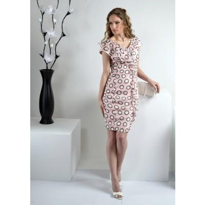 ASTIBO -  Фустан со молив крој кој ја следи линијата на телото